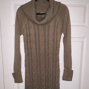 Calvin Klein sweater dress like new